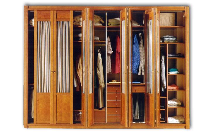 armarios de madera