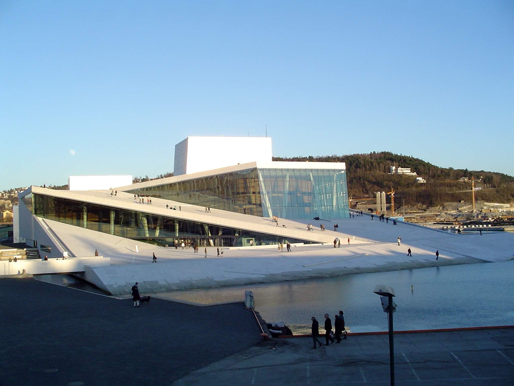 Arquitectura contempor nea for Arquitectura contemporanea