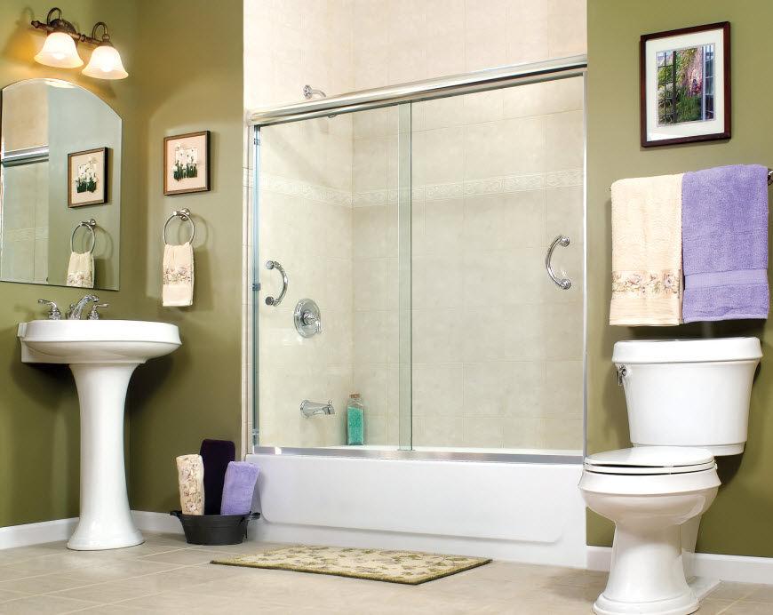 Mamparas Para Baño De Acero Inoxidable: estyl sobre espacios de baño platos de ducha mamparas de baño y más