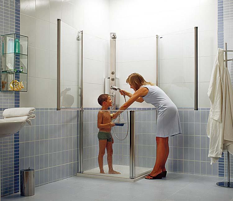 Baño Imagen Mamparas:Baños modernos con mamparas