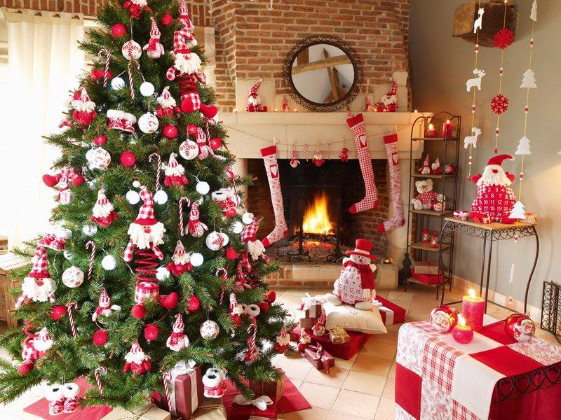 Como Decorar Mi Casa En Navidad - Decorar-mi-casa-en-navidad