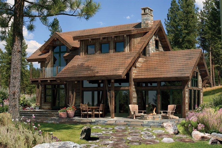 Small Cottage House Plans For Homes On Quaint English moreover 32 Wonderful Deck Designs To Make Your Home Extremely Awesome moreover 73 besides Tropical Modern Home Arc also Dan Sater. on pacific northwest craftsman house plans
