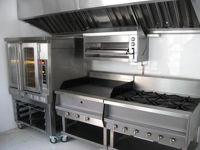 cocinas industriales de segunda mano