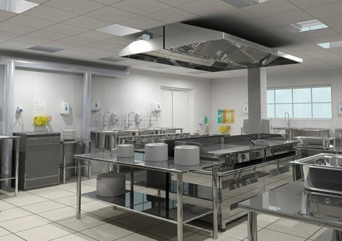 Cocinas industriales en bogota for Cocinas industriales modernas