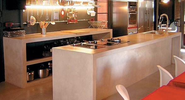 Cocinas Integrales De Concreto