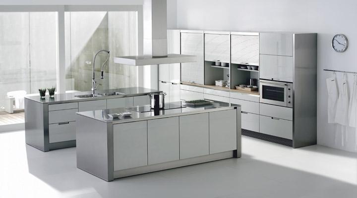 Cocinas minimalistas 2014 - Mobiliario de cocina precios ...