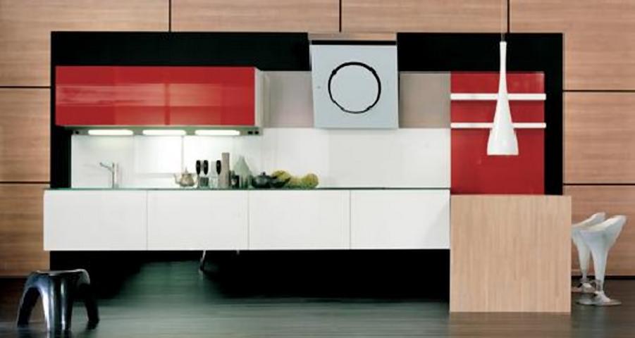 Cocinas modernas minimalistas - Revestimientos para cocinas modernas ...
