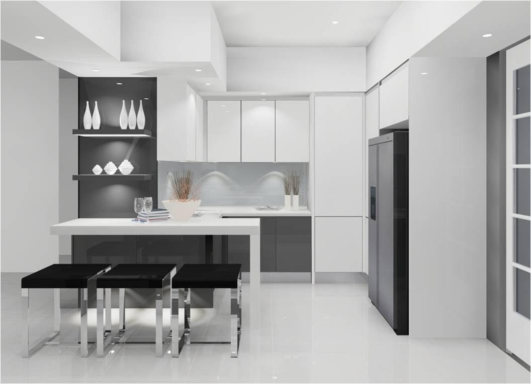 Cocinas modernas minimalistas 2014 pictures - Cocinas minimalistas ...