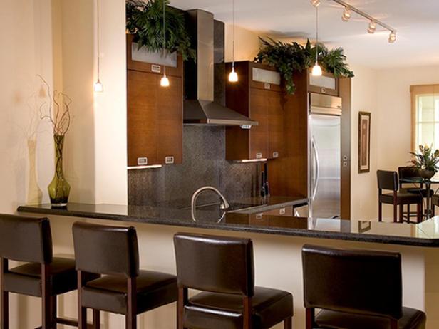 Cocinas modernas peque as for Amoblamiento para bares