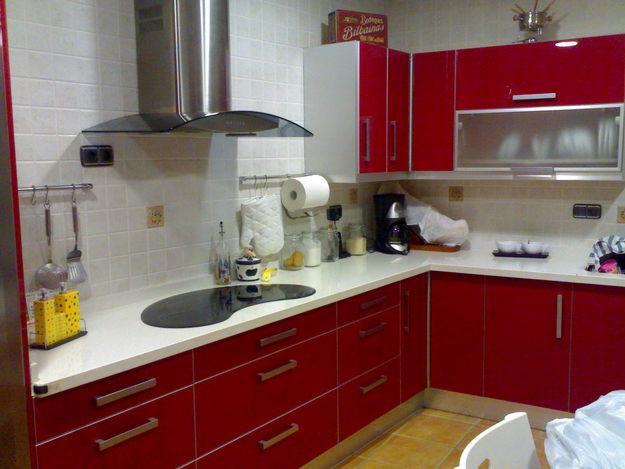 Cocinas peque as para apartamentos for Cocinas pequenas para apartamentos