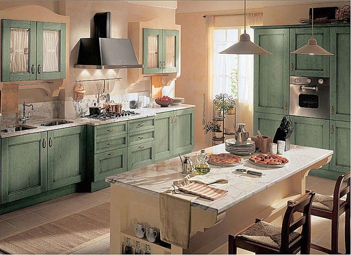 Cocinas r sticas for Cocinas camperas rusticas