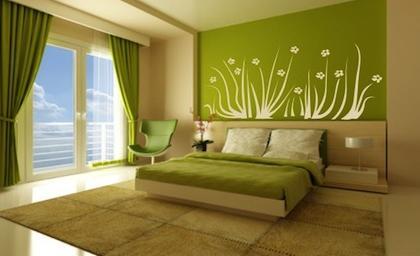 Colores de dormitorios 2014.