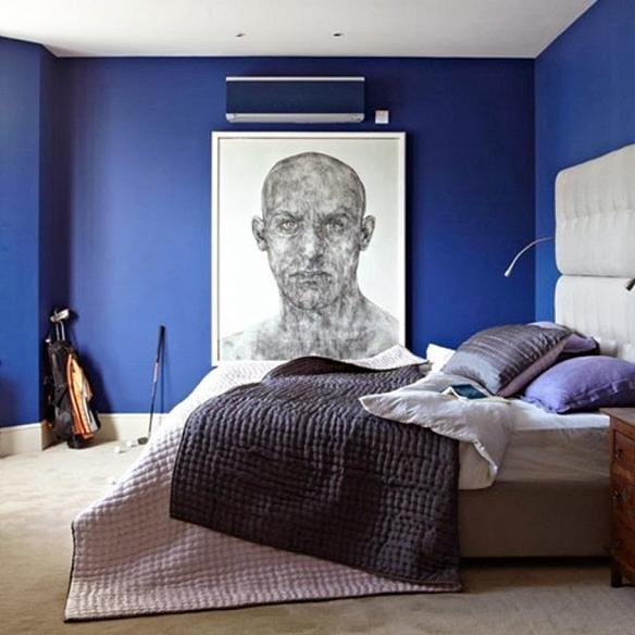 Colores de dormitorios para hombres - Colores para habitaciones juveniles masculino ...