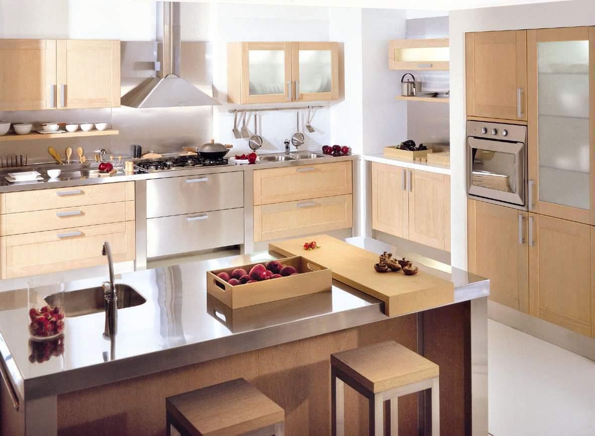 Como dise ar una cocina - Disenar una cocina pequena ...