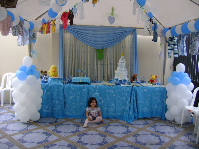 baby shower de ni a baby shower como decorar un salon para un baby