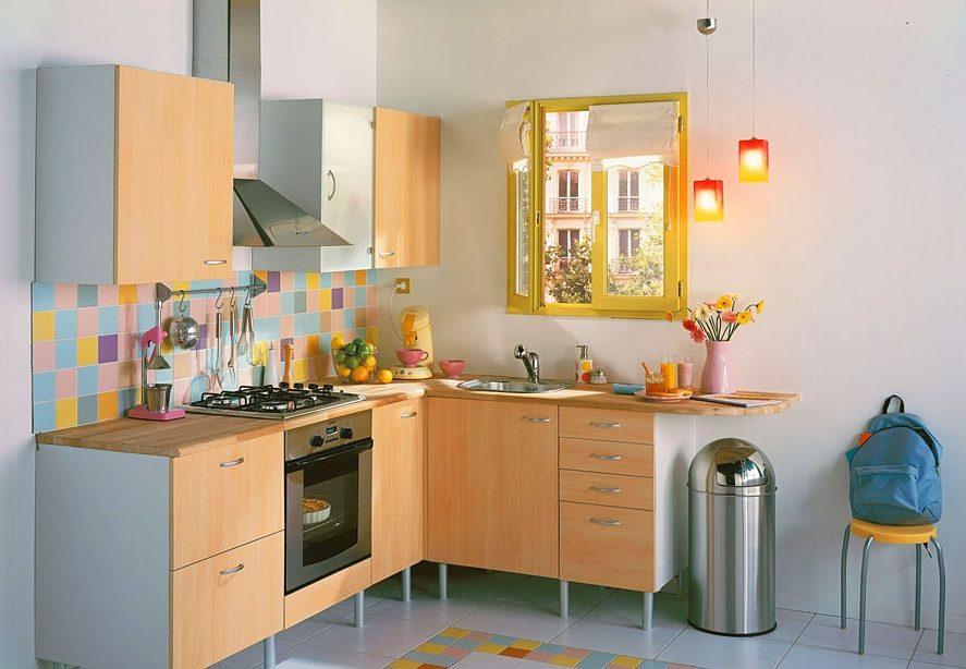 decorar cozinha moderna:Decoración de cocinas pequeñas