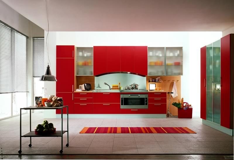 Decoraci n de interiores para cocinas for Decoracion interiores cocina