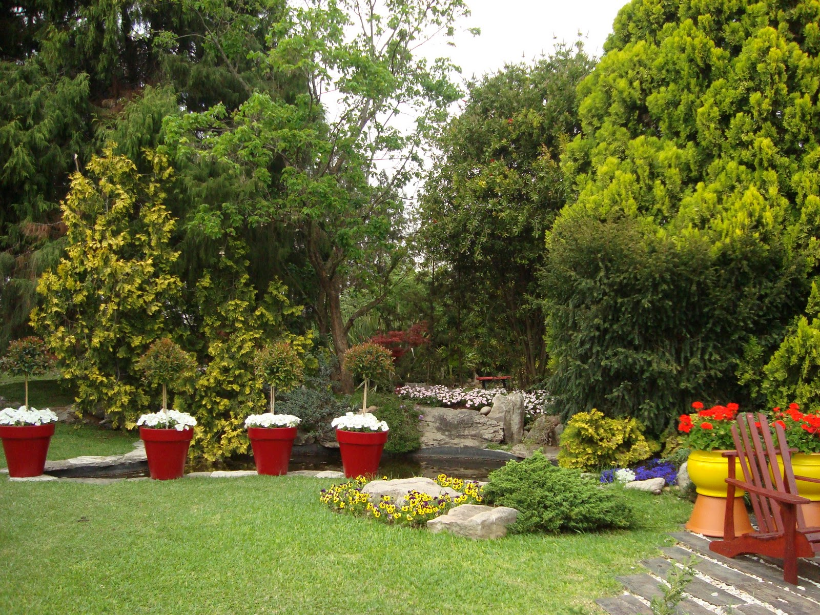 Ideas de jardines y patios : ideas de jardines y patios. ideas ...