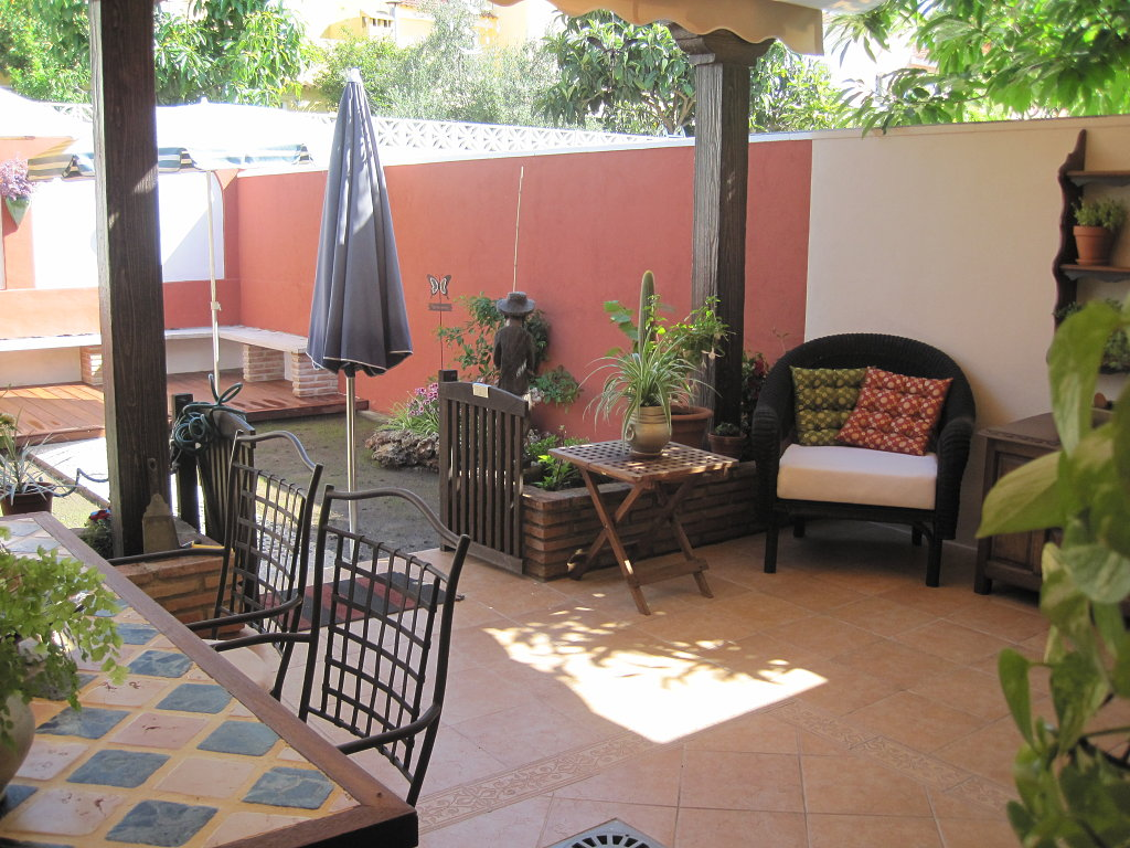 decoraci n de patios de casas