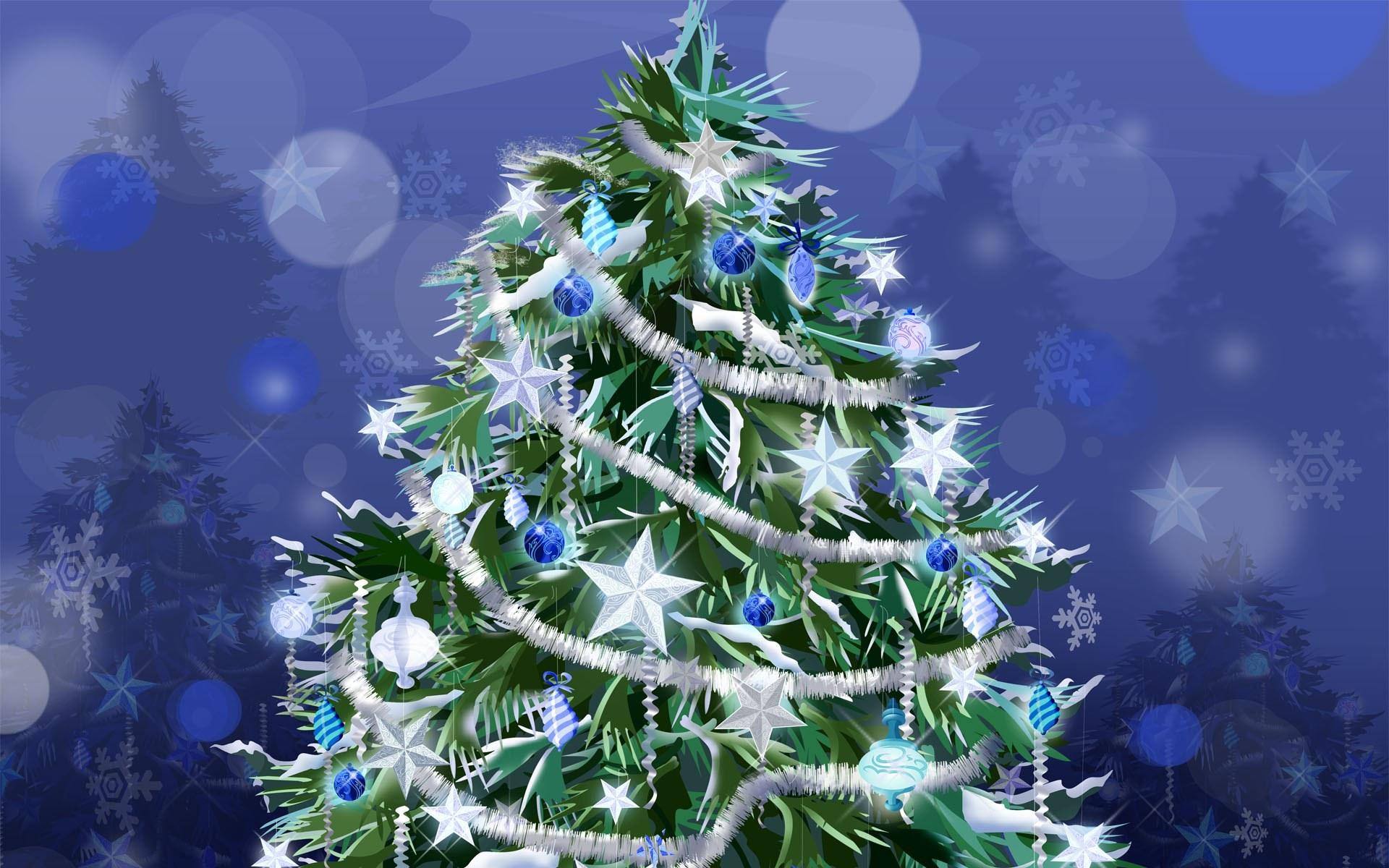 Decoraci n del rbol de navidad for Imagenes de arbolitos de navidad adornados