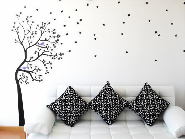 Decoraci n en vinilo - Decoracion de pintura en paredes ...