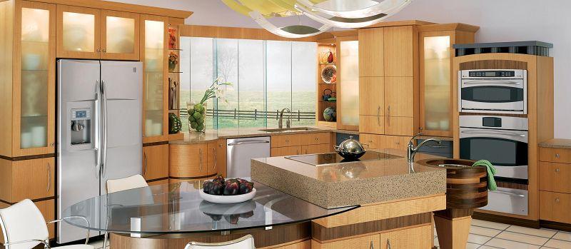 Decoraci n moderna de cocinas for Adornos para cocina moderna