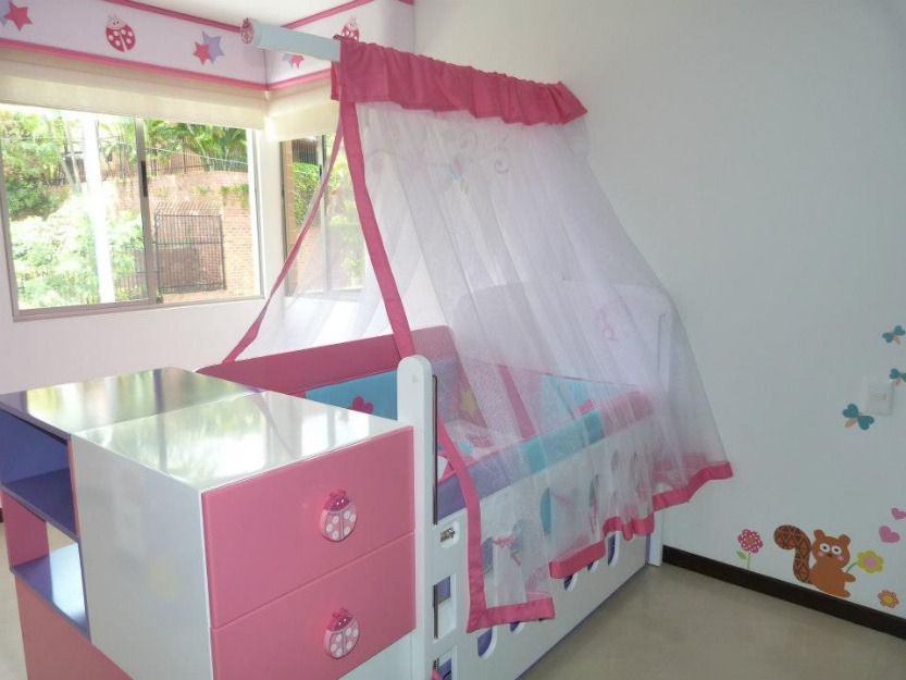 Decoraci n para bebes for Decoracion pared bebes