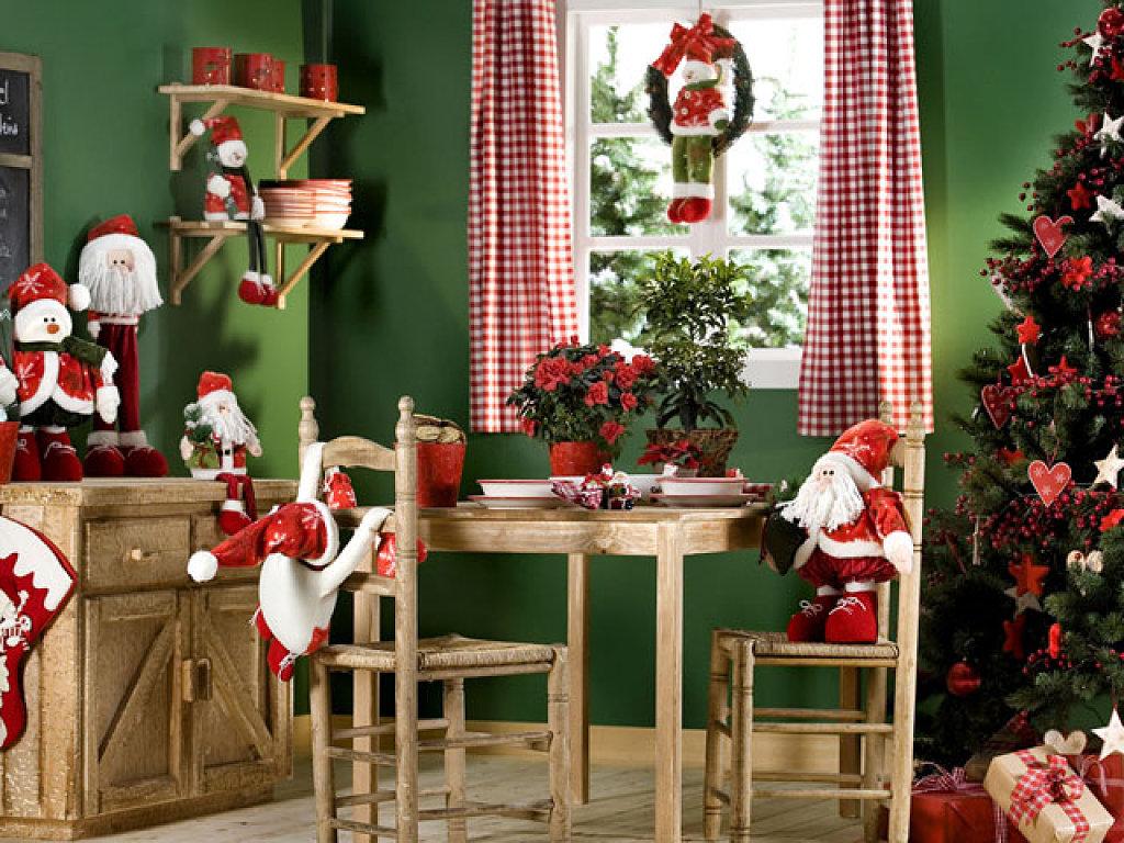 Decoraci n para la navidad - Adornos para pared ...