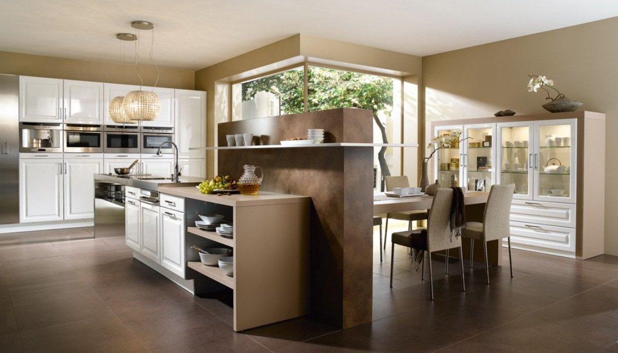 Emejing Cocinas Y Comedores Modernos Gallery - Casa & Diseño Ideas ...