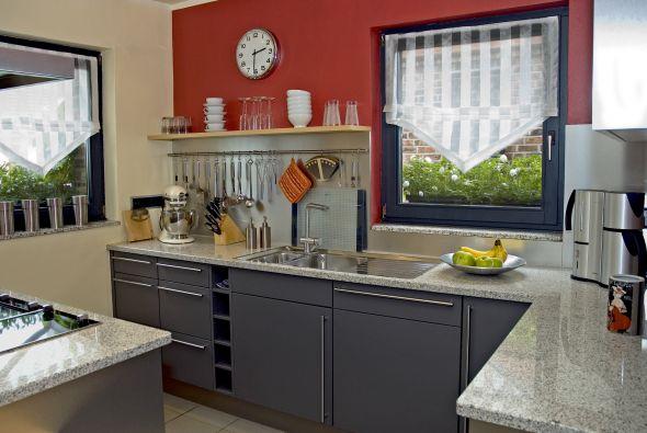 Decorar cocina peque a - Como amueblar la cocina ...