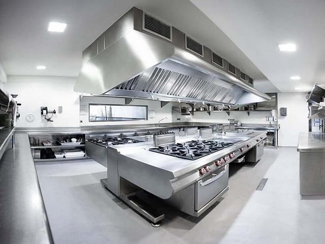 Equipos de cocinas industriales for Cocinas y equipos