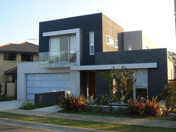 Fachadas Casas De Dos Pisos