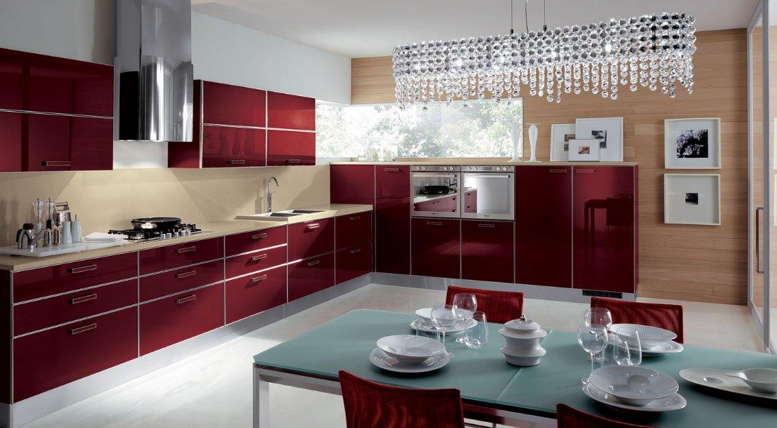 Fotos de cocinas modernas for Cocinas modernas fotos