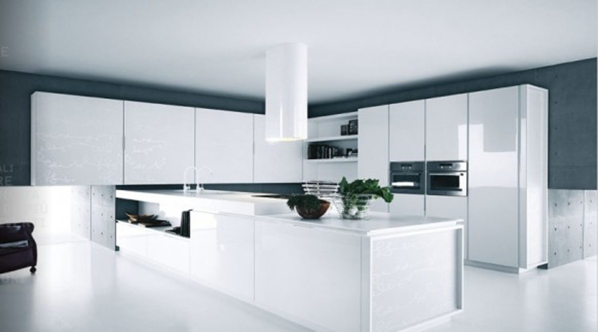 Fotos de cocinas modernas for Cocinas amuebladas modernas