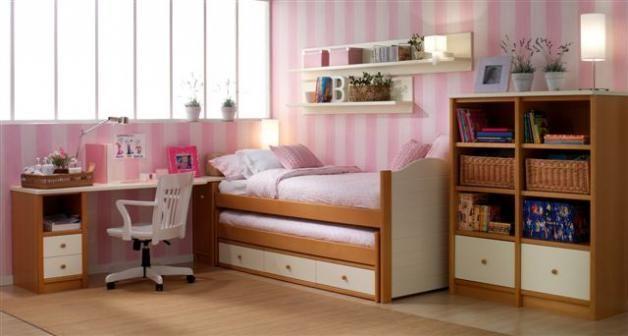 Como decorar un dormitorio juvenil peque o - Como decorar un dormitorio juvenil ...