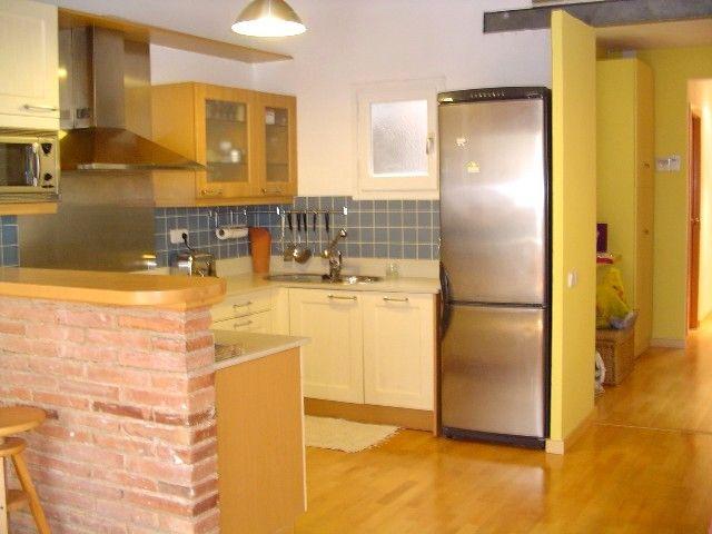 Como dise ar una casa - Como disenar una cocina rustica ...
