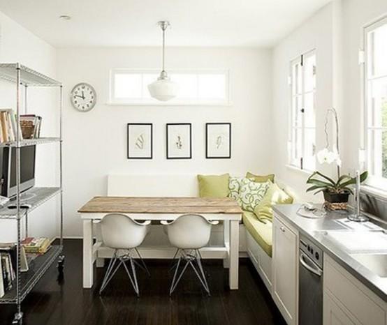 Ideas para decorar cocina de pocos metros