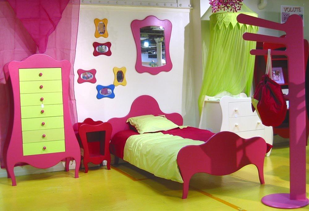 Ideas para decorar una habitaci n infantil - Decoracion cuarto infantil nina ...
