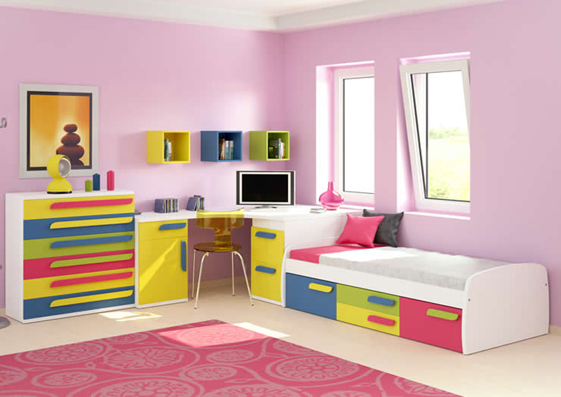 Ideas para decorar una habitaci n juvenil - Ideas para decorar muebles ...