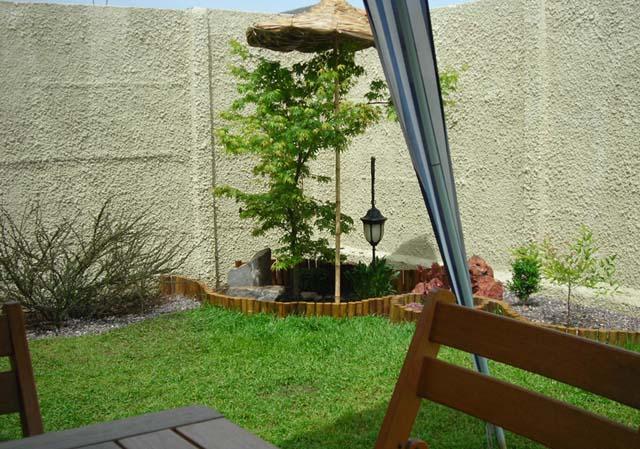 Jardines de casas pequeñas
