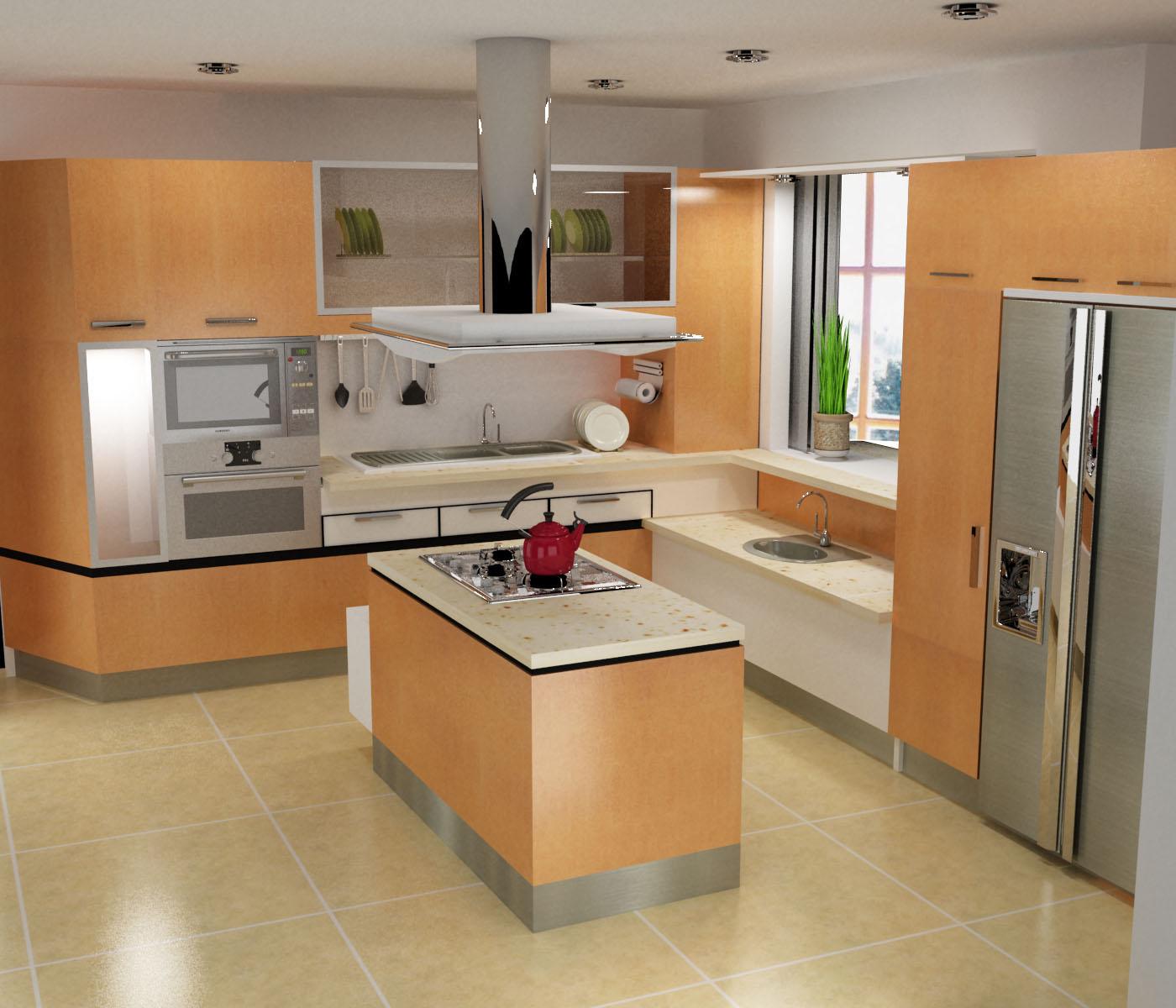 Juegos de decorar cocina - Cocina comedor ideas ...