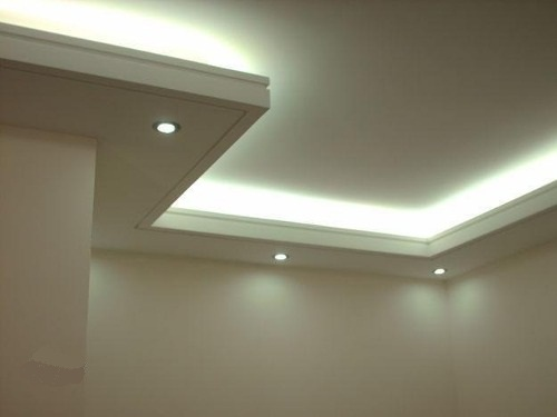 La iluminaci n difusa for Molduras de escayola modernas