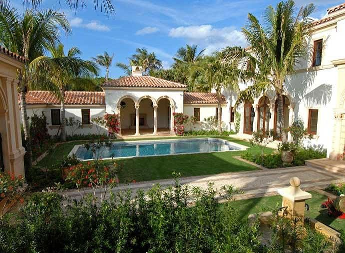 Las casas m s bonitas del mundo for Casa con piscina para alquilar por dia