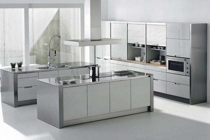Modelos de cocinas minimalistas - Cocinas americanas minimalistas ...