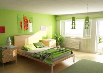 Pintar mi cuarto con colores variados