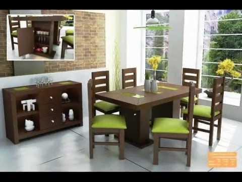 Salas y comedores para decorar