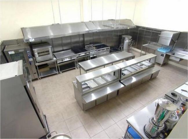 Venta de cocinas industriales for Cocinas y equipos