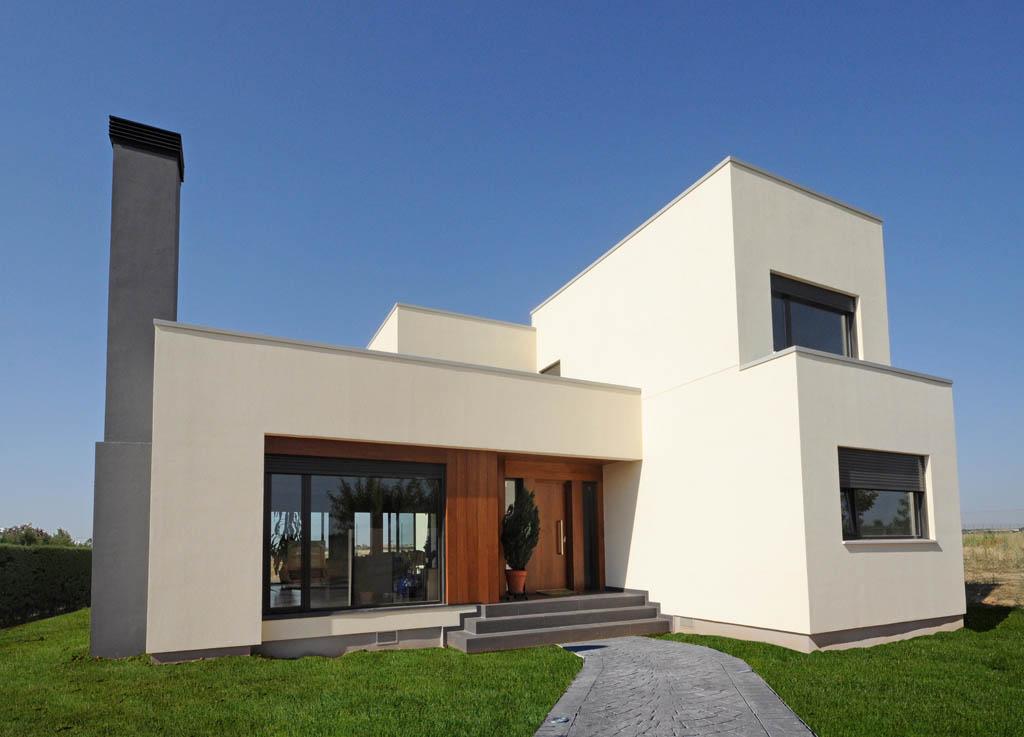 Casas modernas for Disenos de casas chiquitas y bonitas