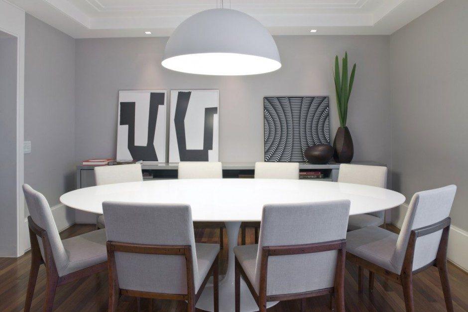 Cocinas y comedores modernos for Mesas para comedores pequea os