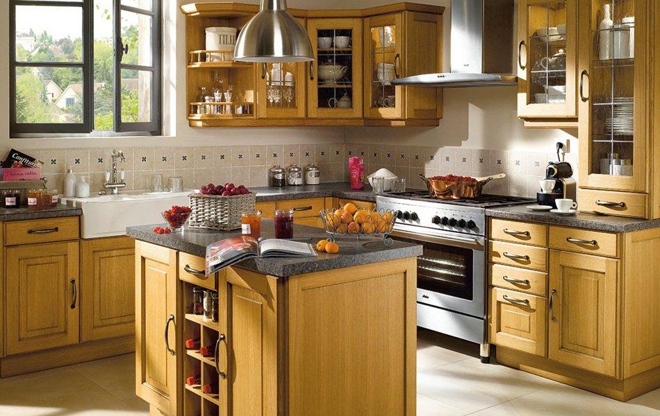 Decorar cocina r stica - Como decorar una cocina rustica ...
